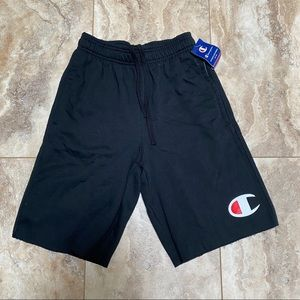 NEW Champion Fleece Sweat Shorts S